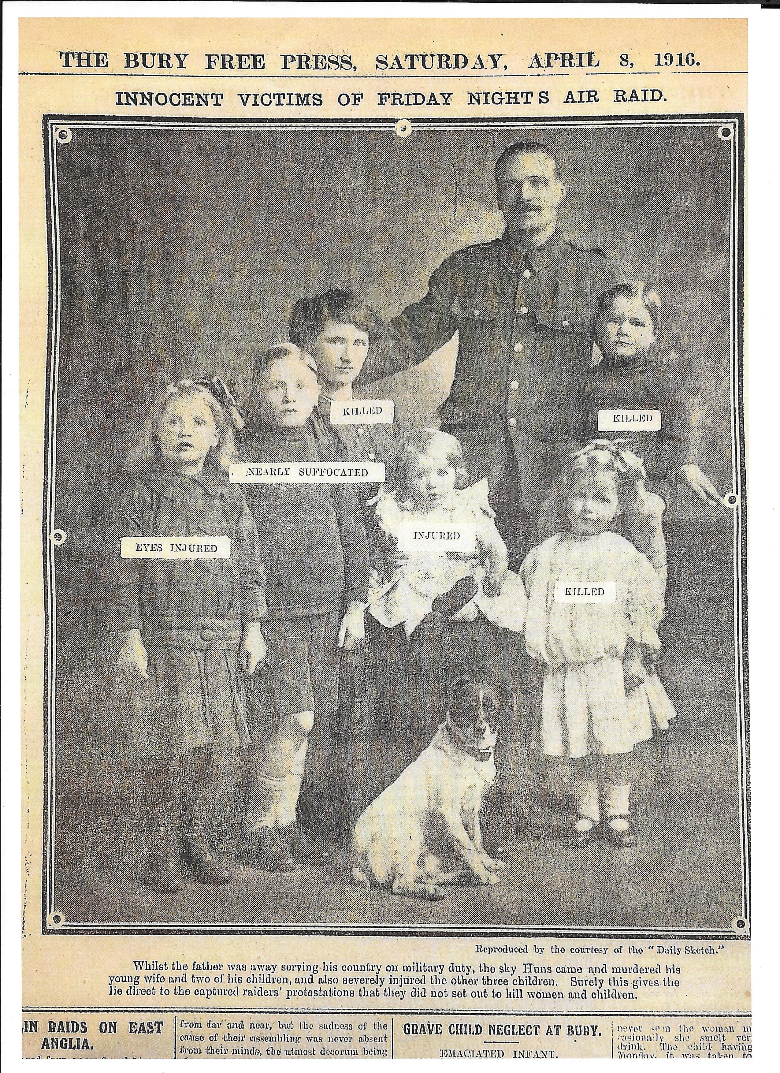 Dureall family, c,1916