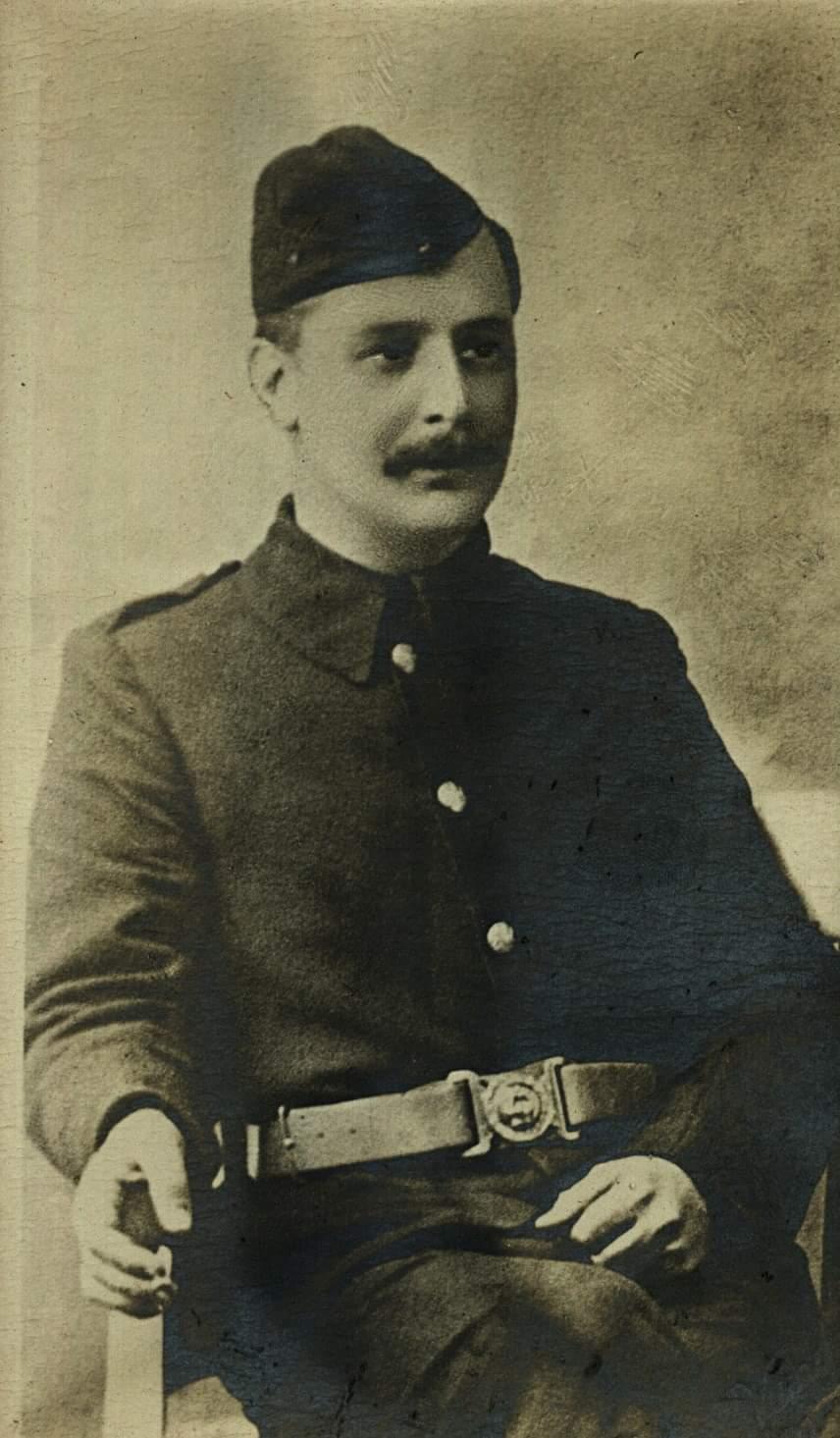 Harry M Meadows