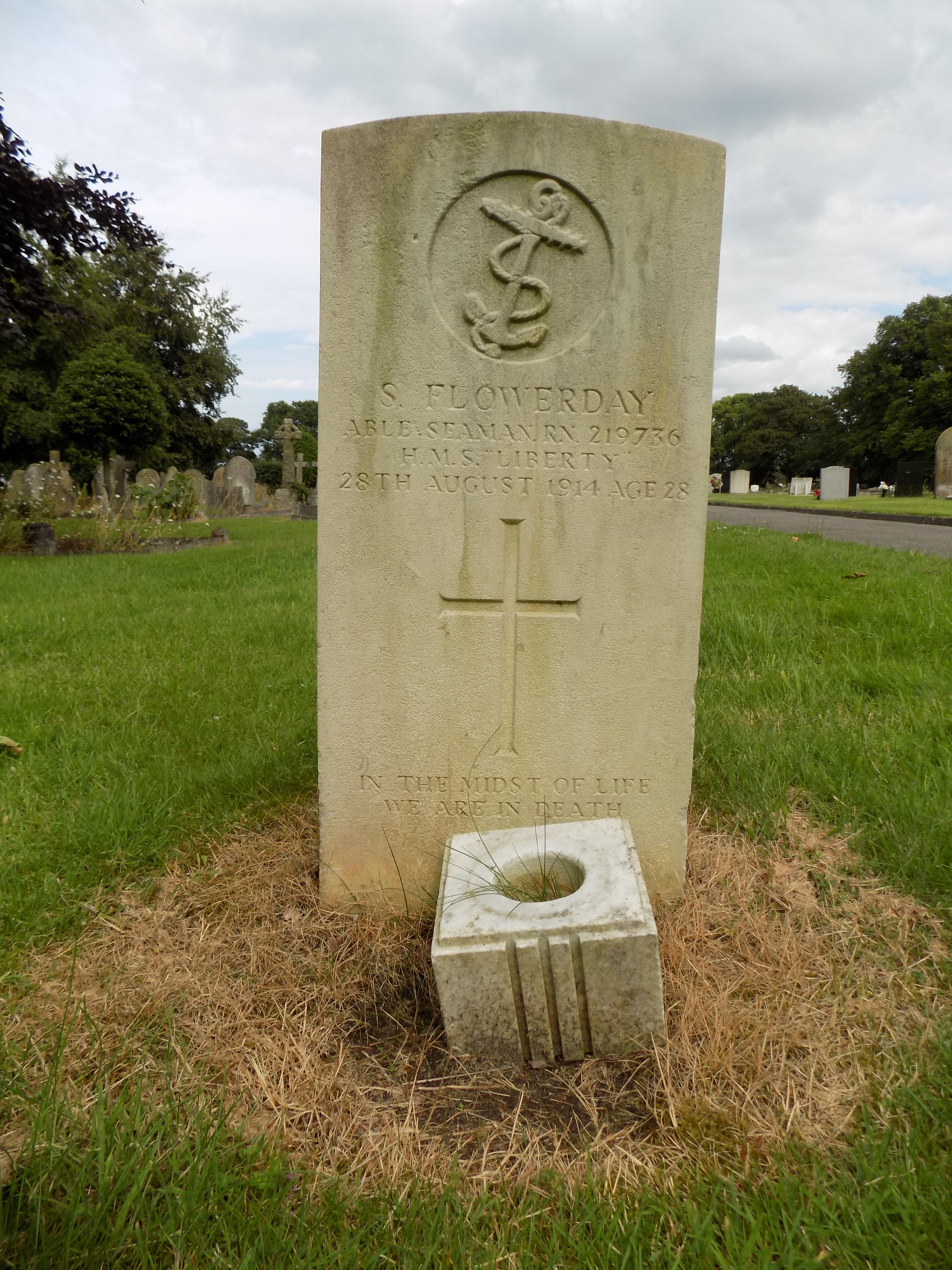 North Walsham New Cemetery
